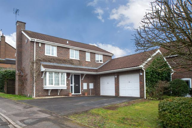 Thumbnail Detached house for sale in Royce Close, Dunstable, Bedfordshire
