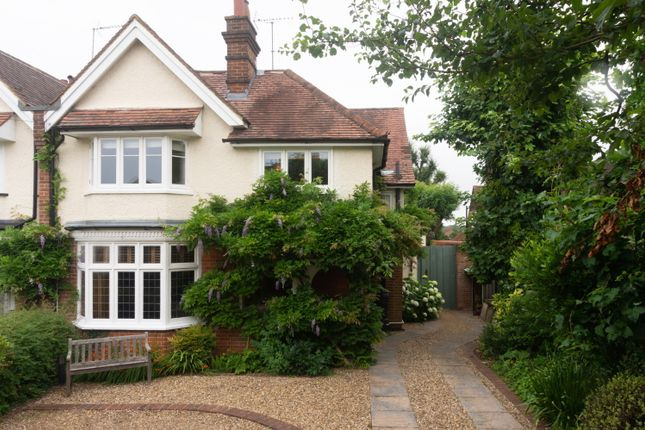 Thumbnail Semi-detached house for sale in Barnett Wood Lane, Ashtead