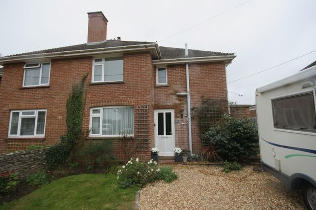 Thumbnail Semi-detached house for sale in Solent Way, Milford On Sea