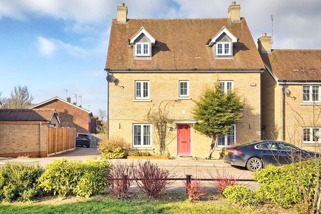 5 bed detached house for sale in Stanstead Abbotts, Nr Ware, Herts SG12