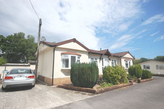 Thumbnail Property for sale in Green Hedges Caravan Park, Neath Road, Bryncoch, Neath