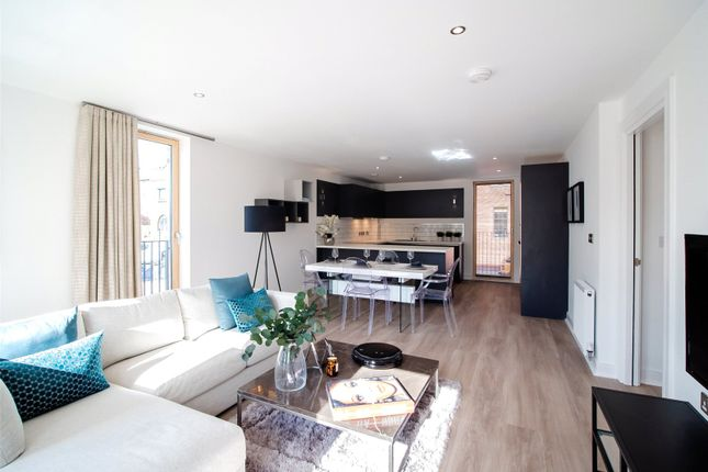 Thumbnail Flat for sale in Plot 24 - The Works, Gilbert Street, Glasgow