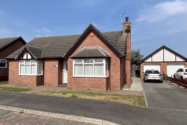 3 bed detached bungalow for sale in Parc Branwen, Valley, Holyhead LL65