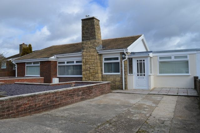 Thumbnail Detached bungalow to rent in Hafan Y Don, Killay, Swansea
