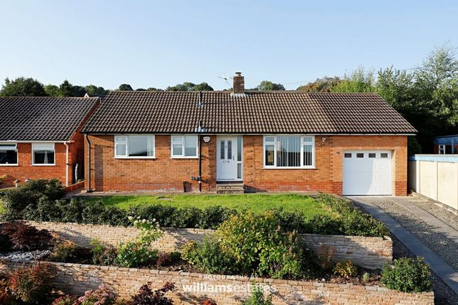 Thumbnail Detached bungalow for sale in Stamford Way, Holywell