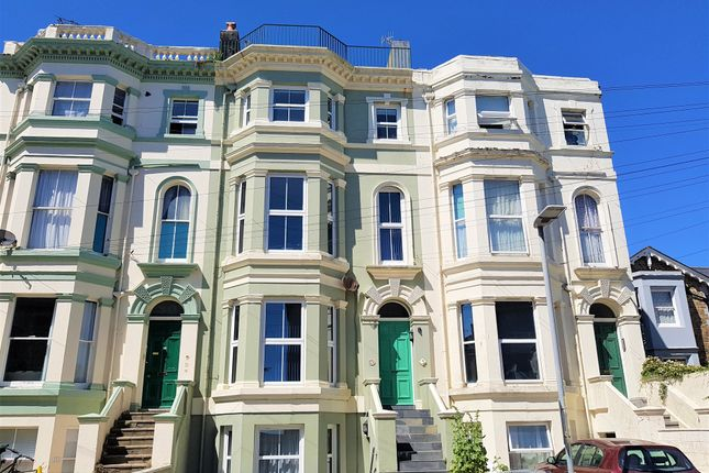 Thumbnail Terraced house for sale in West Hill Road, St Leonards On Sea
