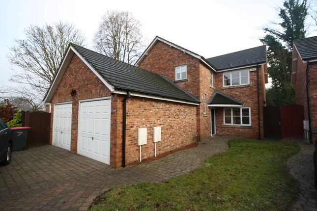 Thumbnail Detached house to rent in Toad Pond Close, Swinton
