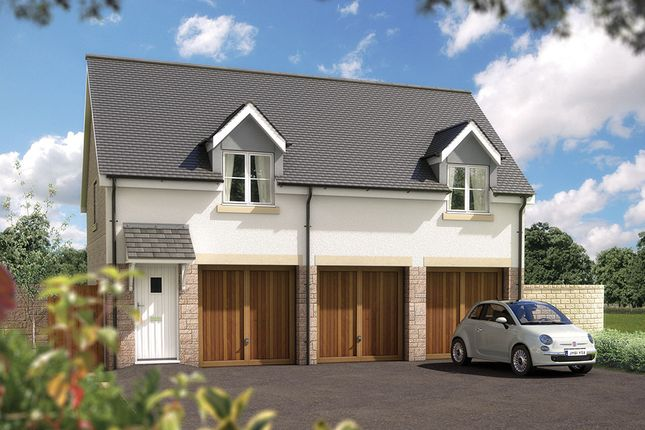 "Thumbnail Property for sale in ""The Turner"" at Bradley Bends, Devon, Bovey Tracey"