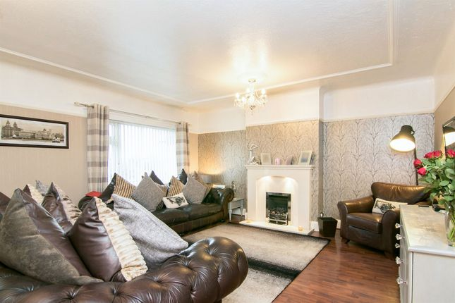 Thumbnail Flat for sale in Greasby Road, Greasby, Wirral