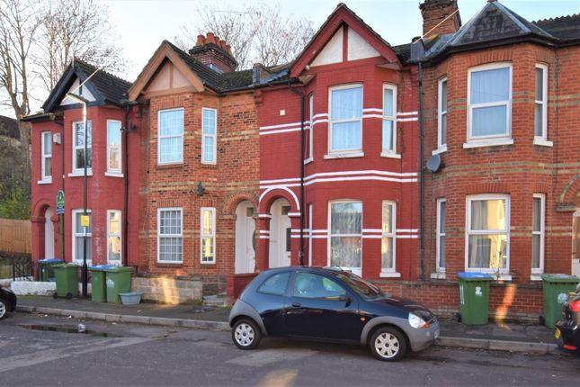 Thackeray Road, Southampton SO17