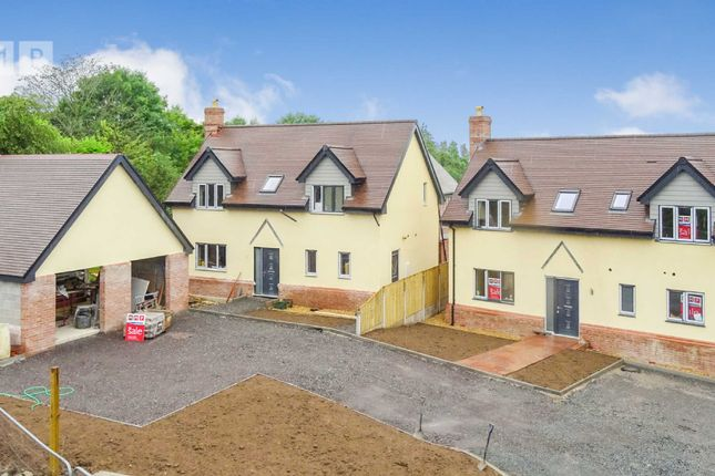 Thumbnail Detached house for sale in Downton View, Leintwardine, Adforton, Craven Arms, Shropshire