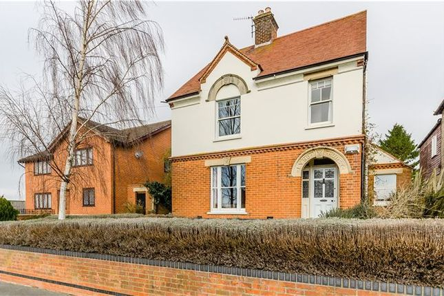 Thumbnail Detached house for sale in Station Road, Soham, Ely