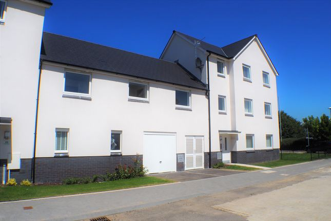 Thumbnail Flat to rent in Naiad Road, Copper Quarter, Swansea