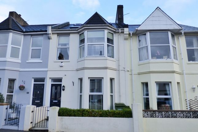 Thumbnail Terraced house for sale in Windermere Road, Torquay