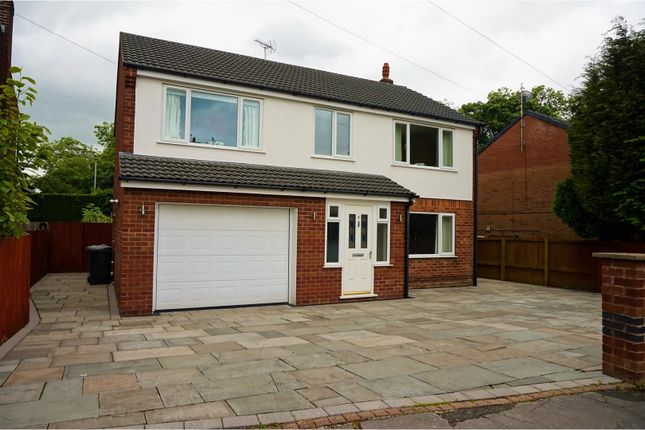 Thumbnail Detached house for sale in Bluebell Close, Tytherington