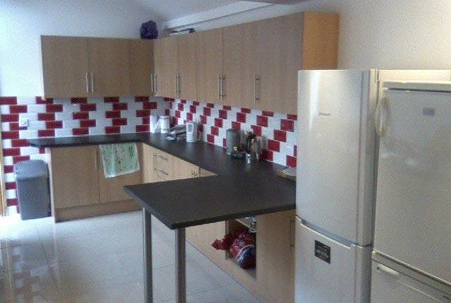 Thumbnail Terraced house to rent in Richards Street, Cardiff