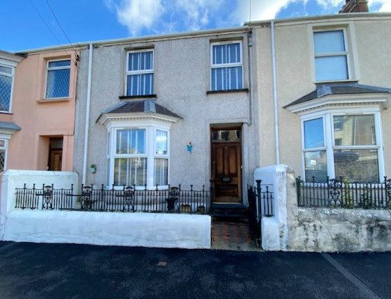 3 bed terraced house for sale in Merchants Park, Pembroke, Pembrokeshire SA71