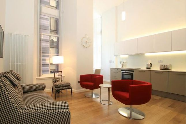 Thumbnail Flat to rent in Simpson Loan, Quartermile