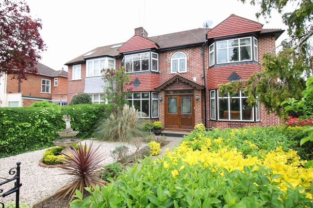 Thumbnail Semi-detached house to rent in The Vale, London