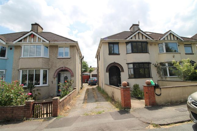 Thumbnail Property to rent in Southsea Road, Patchway, Bristol