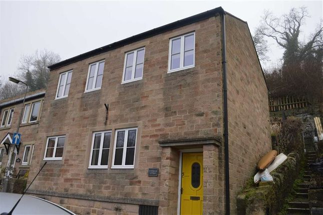 Thumbnail Cottage to rent in Scarthin, Cromford, Matlock