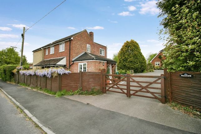 2 bed semi-detached house for sale in Trampers Lane, North Boarhunt, Fareham