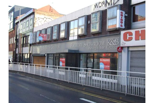 Thumbnail Retail premises to let in 13 - 17 London Road, Sheffield