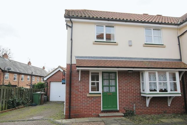 Thumbnail Property to rent in Spire View, Hessle