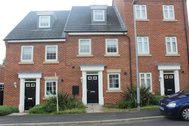 Thumbnail Terraced house to rent in Bishops Way, Castleford, West Yorkshire