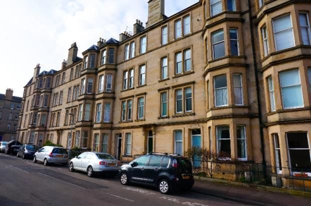 Thumbnail Flat to rent in Comely Bank Terrace, Comely Bank, Edinburgh