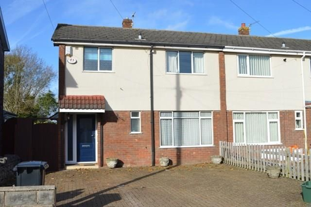 3 bed end terrace house for sale in Castle Road, Worle, Weston-Super-Mare