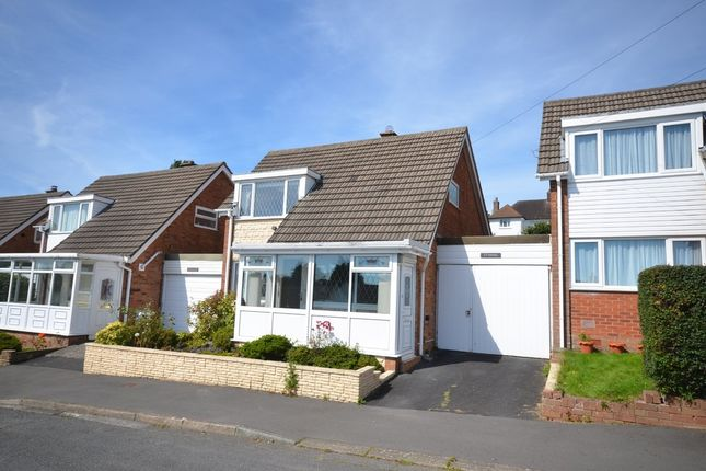 Thumbnail Link-detached house for sale in Maeshendre, Waunfawr, Aberystwyth