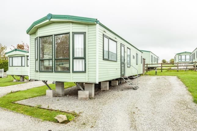 Thumbnail Mobile/park home for sale in Greenbottom, Chacewater, Truro
