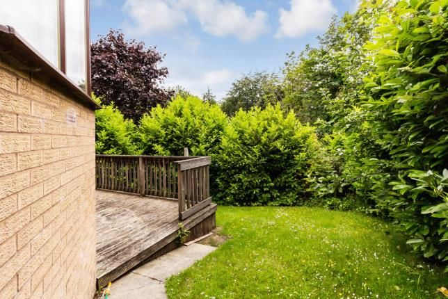 Rear Garden of Millfield View, Erskine, Renfrewshire, . PA8