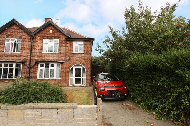 Thumbnail Semi-detached house to rent in Sutton Passeys Crescent, Wollaton, Nottingham
