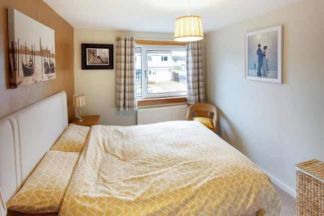 Master Bedroom of Ardross Place, Glenrothes KY6