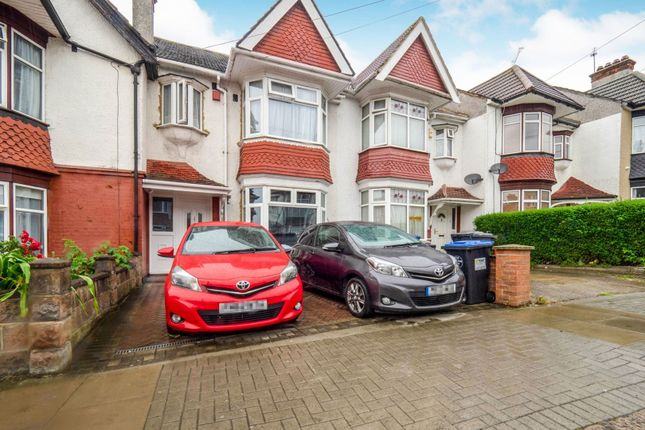 Thumbnail Terraced house for sale in Cecil Avenue, Wembley
