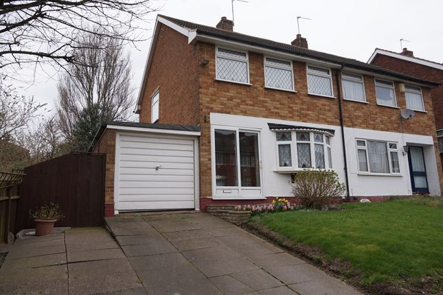 Thumbnail Semi-detached house for sale in Leamount Drive, Birmingham