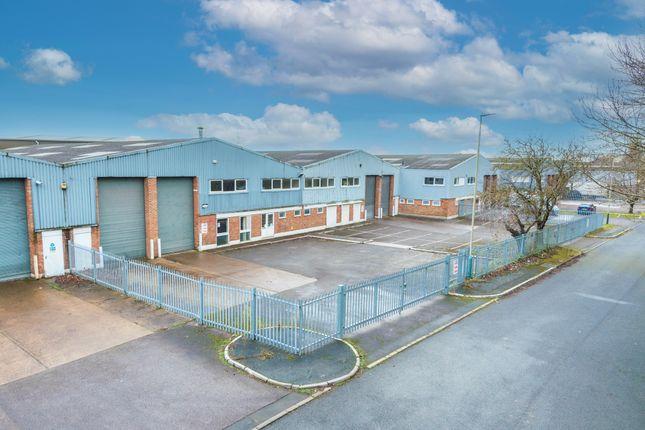 Thumbnail Industrial to let in Unit H Ashville Trading Estate, The Runnings, Cheltenham