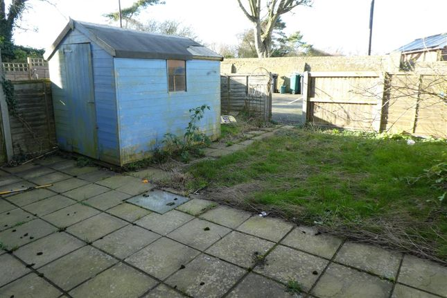 Garden of St Georges Place, St. Margarets-At-Cliffe, Dover CT15