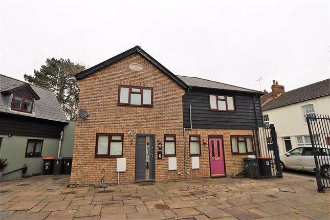 Thumbnail Semi-detached house for sale in Colton Mews, St Andrews Street, Leighton Buzzard