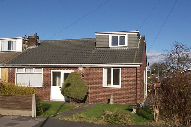 Thumbnail Bungalow to rent in Mayfield Avenue, Farnworth