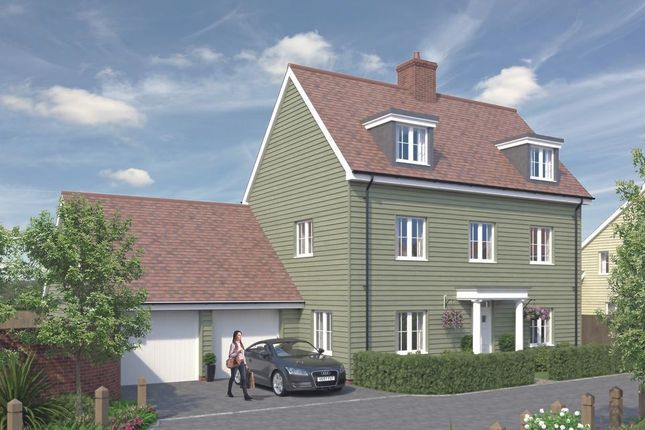 Thumbnail Terraced house for sale in Centenary Way, Off White Hart Lane, Chelmsford, Essex