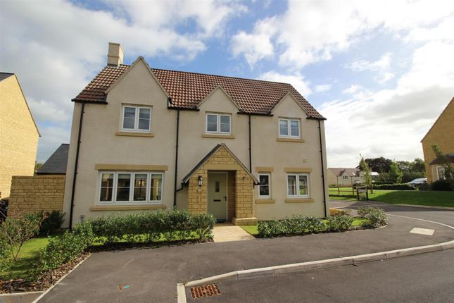 Thumbnail Detached house for sale in Barrington Court, Sutton Benger, Chippenham
