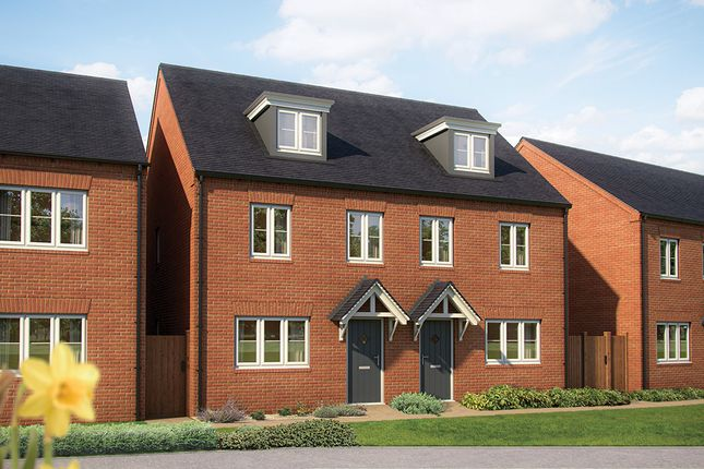 """3 bed semi-detached house for sale in """"The Beech"""" at Tewkesbury Road, Twigworth, Gloucester GL2"""