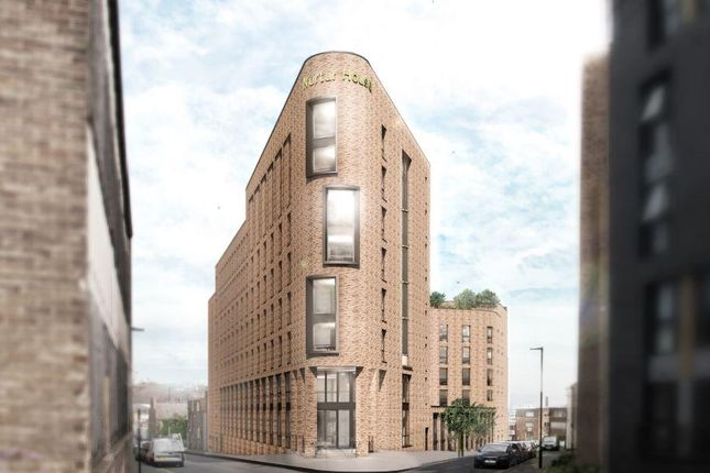 New Image of Allen Street, Sheffield, South Yorkshire S3