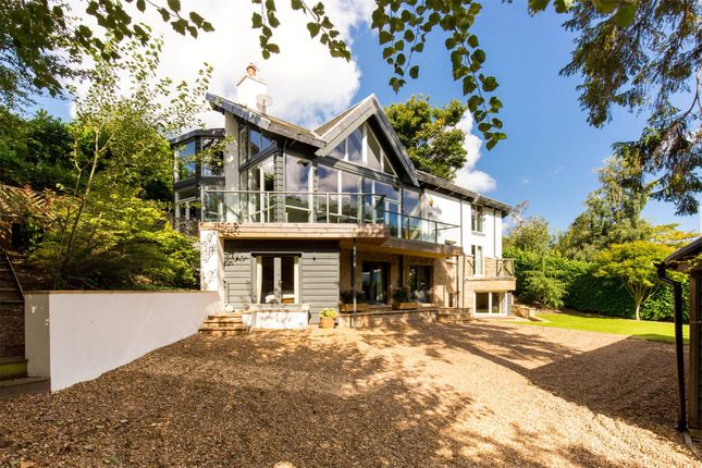 Thumbnail Detached house for sale in The Pines, Glenlockhart Valley, Craiglockhart, Edinburgh