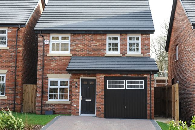 "Thumbnail Semi-detached house for sale in ""Danby"" at D'urton Lane, Broughton, Preston"