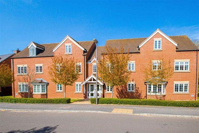 Thumbnail Flat to rent in Dean Forest Way, Broughton, Milton Keynes