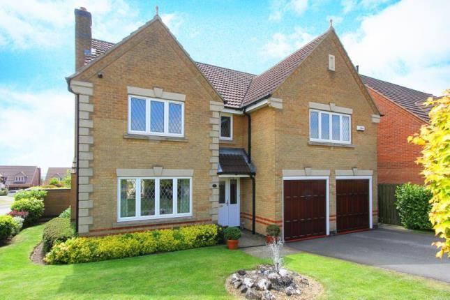 Thumbnail Detached house for sale in Cottam Drive, Barlborough, Chesterfield, Derbyshire